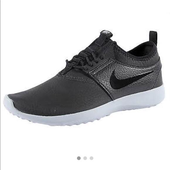 Nike Juvenate Premium Black running shoe